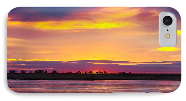 Beautiful Colorful Boulder County Winter Morning Phone Case by James BO  Insogna