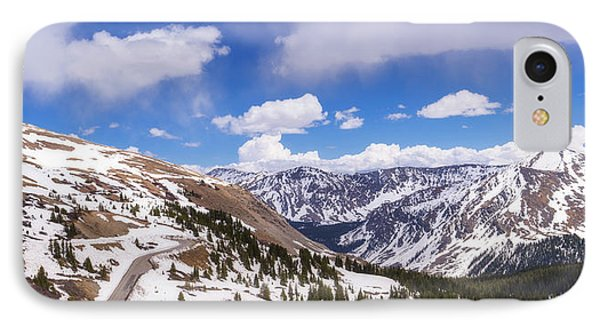IPhone Case featuring the photograph Beautiful Cottonwood Pass by Tim Reaves