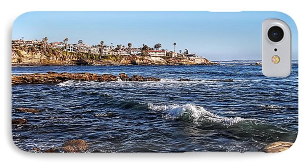 Beautiful Day In La Jolla IPhone Case by Glenn McCarthy Art and Photography