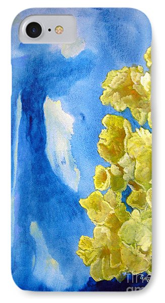 IPhone Case featuring the painting Beautiful Dreamer by Sandy McIntire