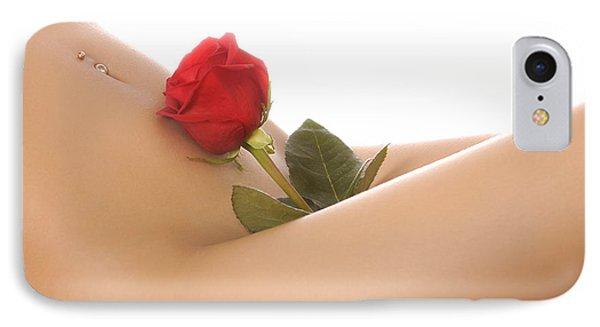 Beautiful Female Body Phone Case by Oleksiy Maksymenko