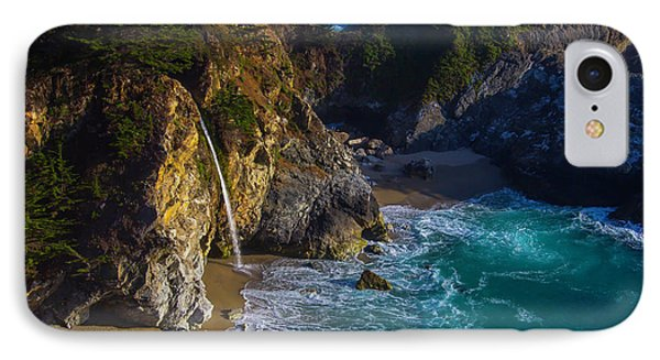 Beautiful Mcway Falls IPhone Case by Garry Gay