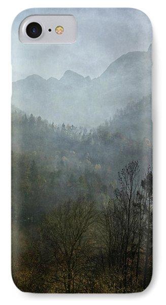 Beautiful Mist IPhone Case by AugenWerk Susann Serfezi