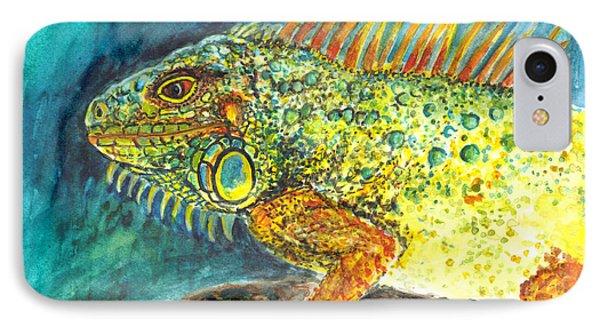 Beautiful Monster IPhone Case by Clara Sue Beym