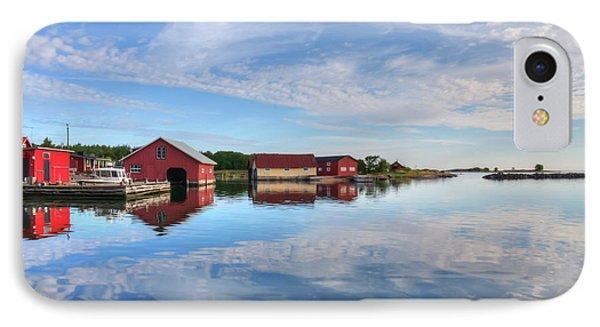 Beautiful Morning IPhone Case by Veikko Suikkanen