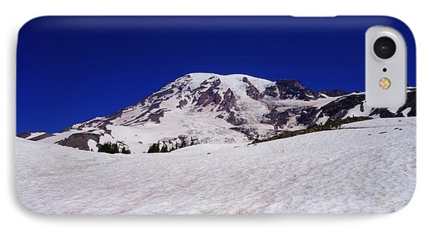 Beautiful Mount Rainier IPhone Case