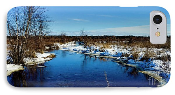 Beautiful Necedah Wildlife Refuge  Phone Case by Ricky L Jones
