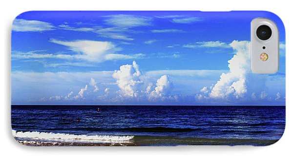 IPhone Case featuring the photograph Beautiful Ocean View by Gary Wonning