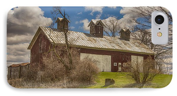 Beautiful Old Barn IPhone Case