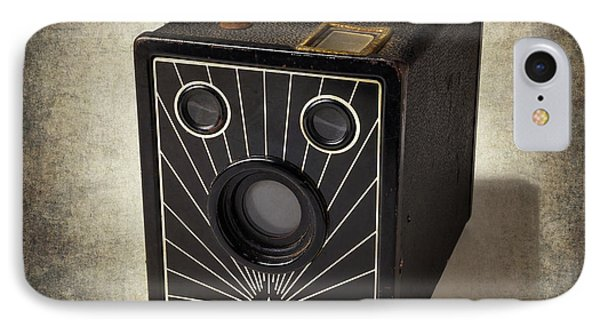 Beautiful Old Camera IPhone Case by Garry Gay