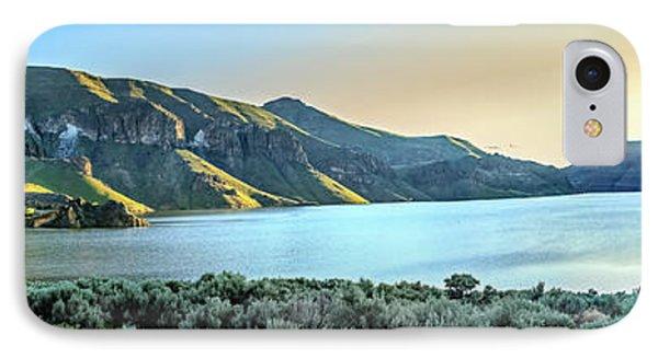 Beautiful Owyhee Reservoir IPhone Case by Robert Bales