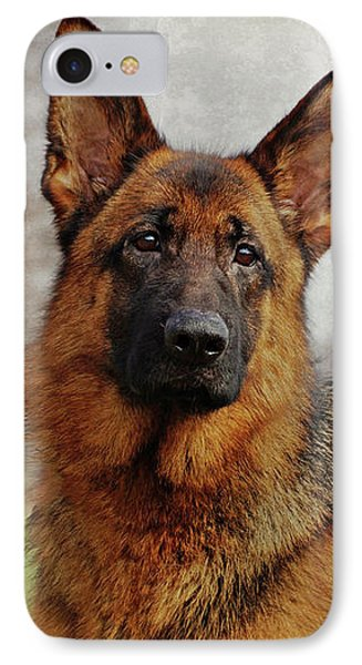 IPhone Case featuring the photograph Beautiful Raven by Sandy Keeton