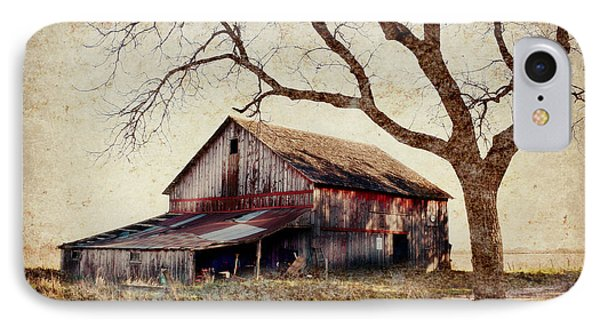 Beautiful Red Barn-near Ogden IPhone Case by Kathy M Krause
