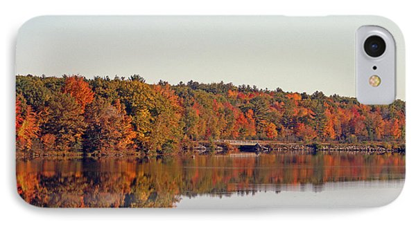 Beautiful Reflections IPhone Case by Kay Novy