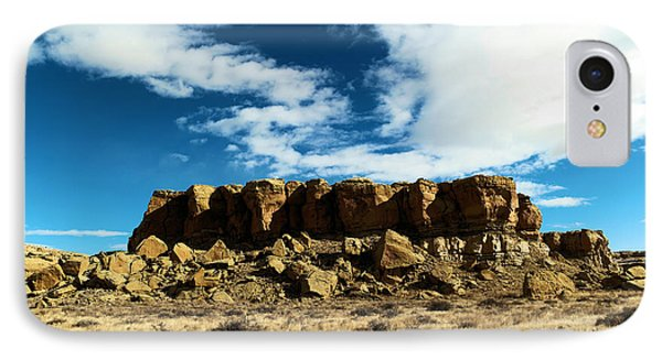 Beautiful Rock Formation In New Mexico IPhone Case