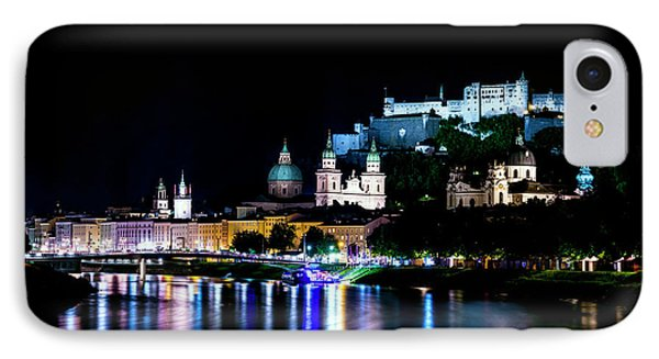 IPhone Case featuring the photograph Beautiful Salzburg by David Morefield