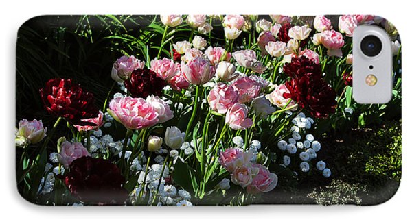 Beautiful Spring Flowers Phone Case by Louise Heusinkveld