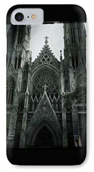 Beautiful St Patricks Cathedral IPhone Case by Miriam Danar