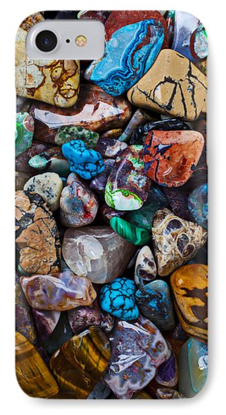 Beautiful Stones Phone Case by Garry Gay