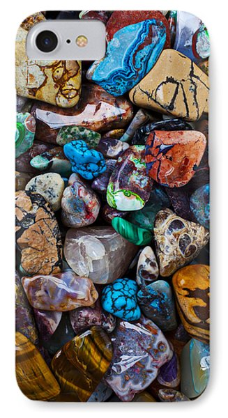 Beautiful Stones IPhone Case by Garry Gay