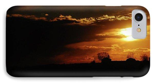 Beautiful Sunset IPhone Case