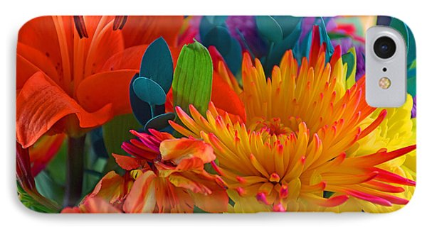 Beautiful To The Eyes  IPhone Case by Ray Shrewsberry