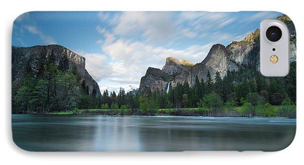 Yosemite National Park iPhone 7 Case - Beautiful Yosemite by Larry Marshall