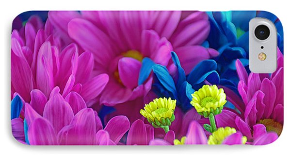 Beauty Among Beauty IPhone Case by Ray Shrewsberry