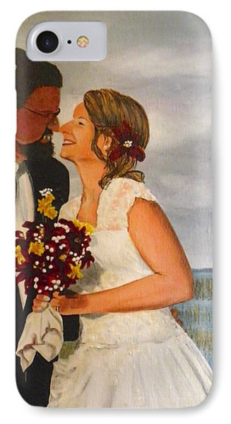 Beauty And The Beast IPhone Case by Terry Honstead