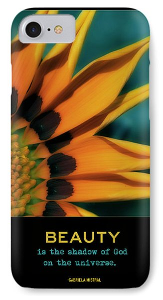 Beauty Phone Case by Bonnie Bruno