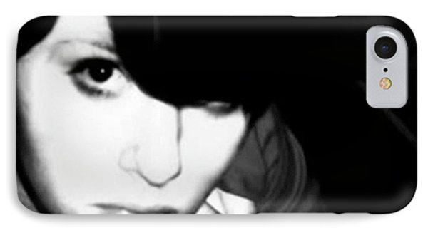 Beauty IPhone Case by Jane Autry