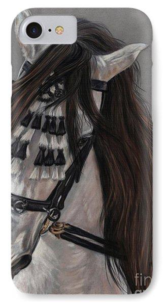 IPhone Case featuring the painting Beauty In Hand by Sheri Gordon