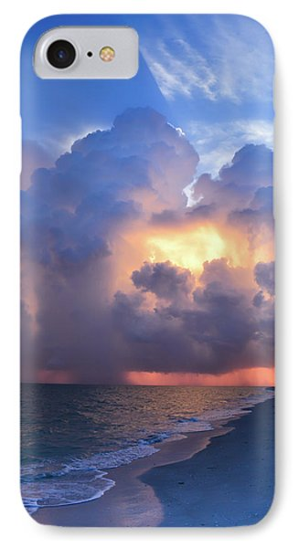 IPhone Case featuring the photograph Beauty In The Darkest Skies II by Melanie Moraga