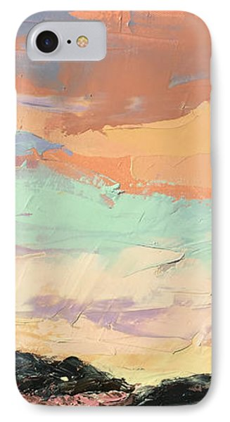 Beauty In The Journey IPhone Case by Nathan Rhoads
