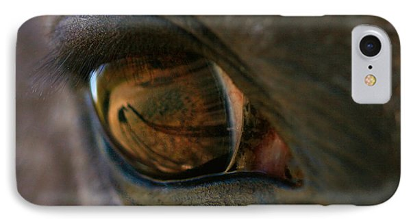 Beauty Is In The Eye Of The Beholder Phone Case by Angela Rath