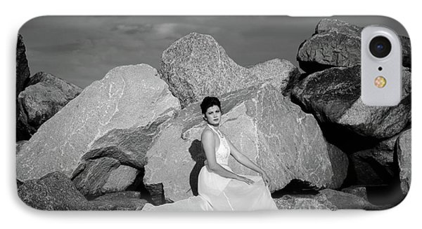 Beauty On The Rocks IPhone Case