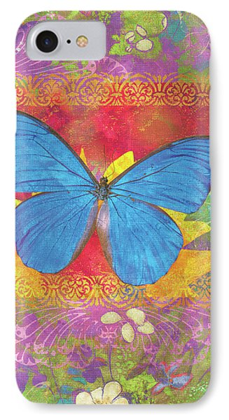 Beauty Queen Butterfly IPhone Case