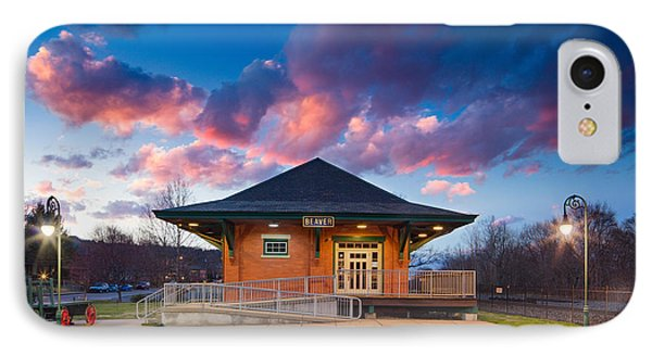 Beaver Area Heritage Museum IPhone 7 Case