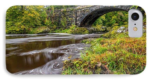 Beaver Bridge IPhone Case by Adrian Evans