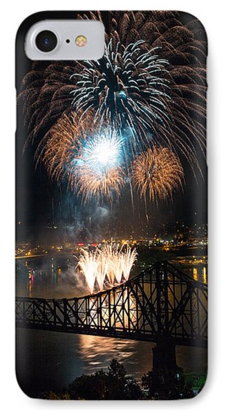 Beaver County Fireworks 2 IPhone 7 Case