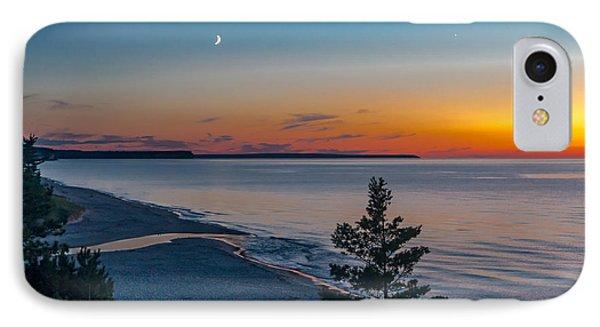 Beaver Creek Sunset IPhone Case