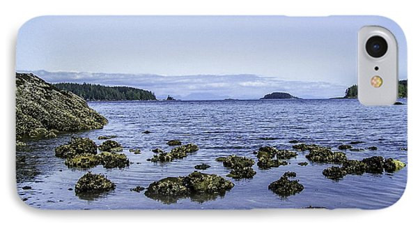 Beaver Cove 1 IPhone Case by Larry Kohlruss