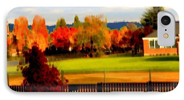 Beaverton H.s. 2 IPhone Case by Terence Morrissey