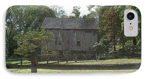 Bedford Barn IPhone Case