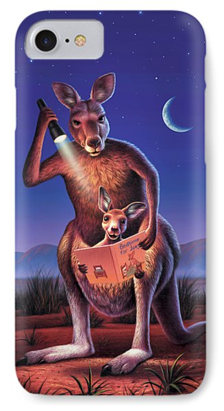Bedtime For Joey IPhone 7 Case