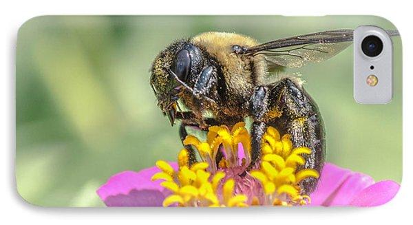 Bee Dream IPhone Case by Bruce Pritchett