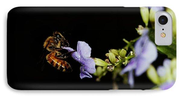 Bee Portrait IPhone Case