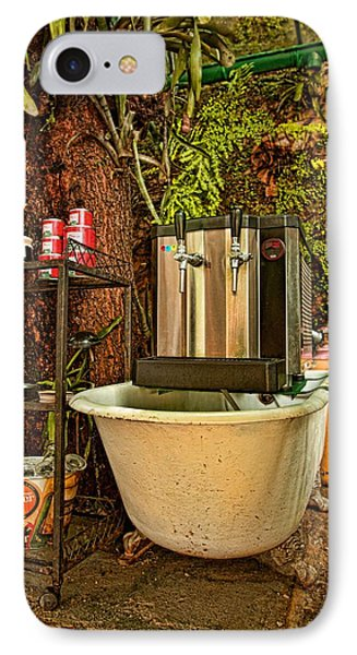 IPhone Case featuring the photograph Beer Joint by Kim Wilson