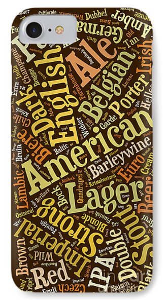 Beer Lover Cell Case IPhone Case