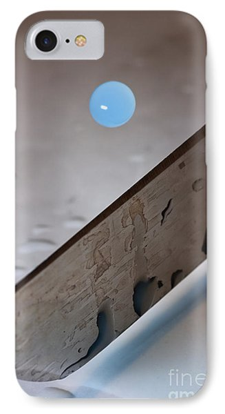 IPhone Case featuring the photograph Before by Joerg Lingnau